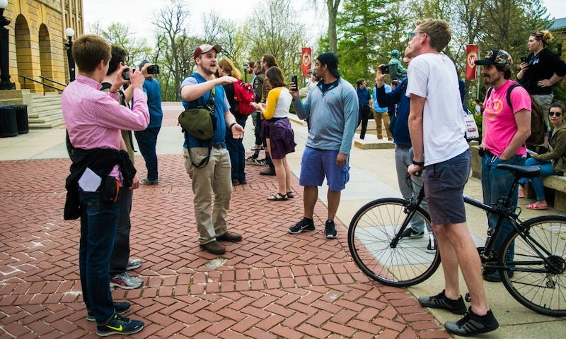 Two conservative speakers, former Breitbart editor Ben Shapiro and editor-in-chief of Forbes Media Steve Forbes, were subjected to student protests at UW-Madison this year.