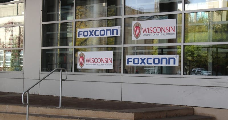 Despite progress on the Racine Technology Park and Milwaukee Headquarters facilities, Foxconn falls short of its 2018 hiring goal.