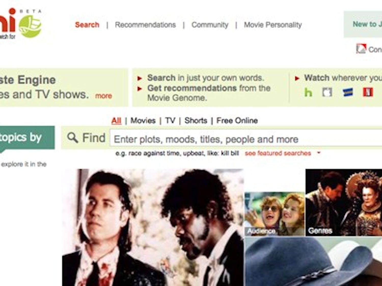 Internet movie databases
