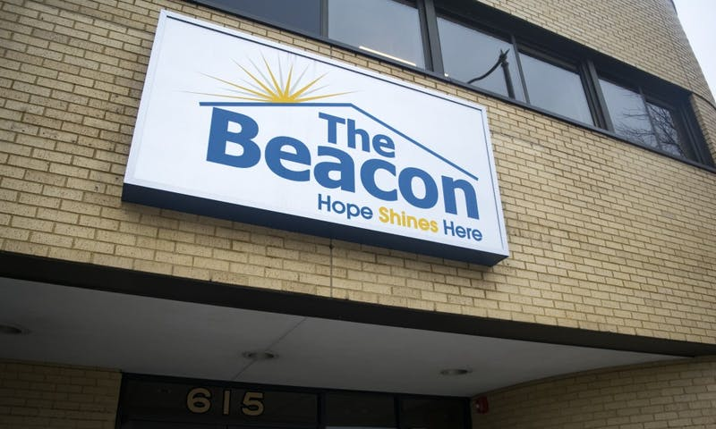 Around 90 people attended a forum at The Beacon Wednesday to discuss its services and ways it could improve community relations.