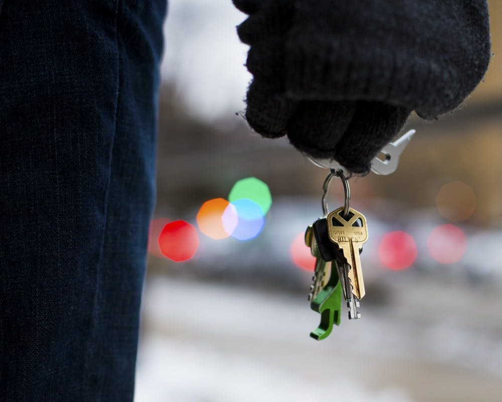 The Madison Police Department reminds residents to lock their cars.