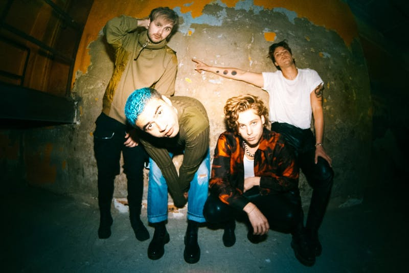 5SOS released their fourth studio album CALM this past Friday, joining a long list of releases.