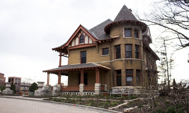 The historic house near Allen Centennial Gardens will be renewed as a meeting and office space for students and faculty in the College of Agricultural & Life Sciences.