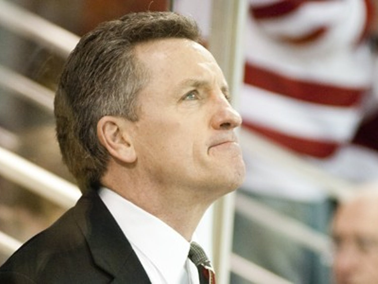 Wisconsin women's hockey head coach Mark Johnson was happy with how his team fared this weekend.