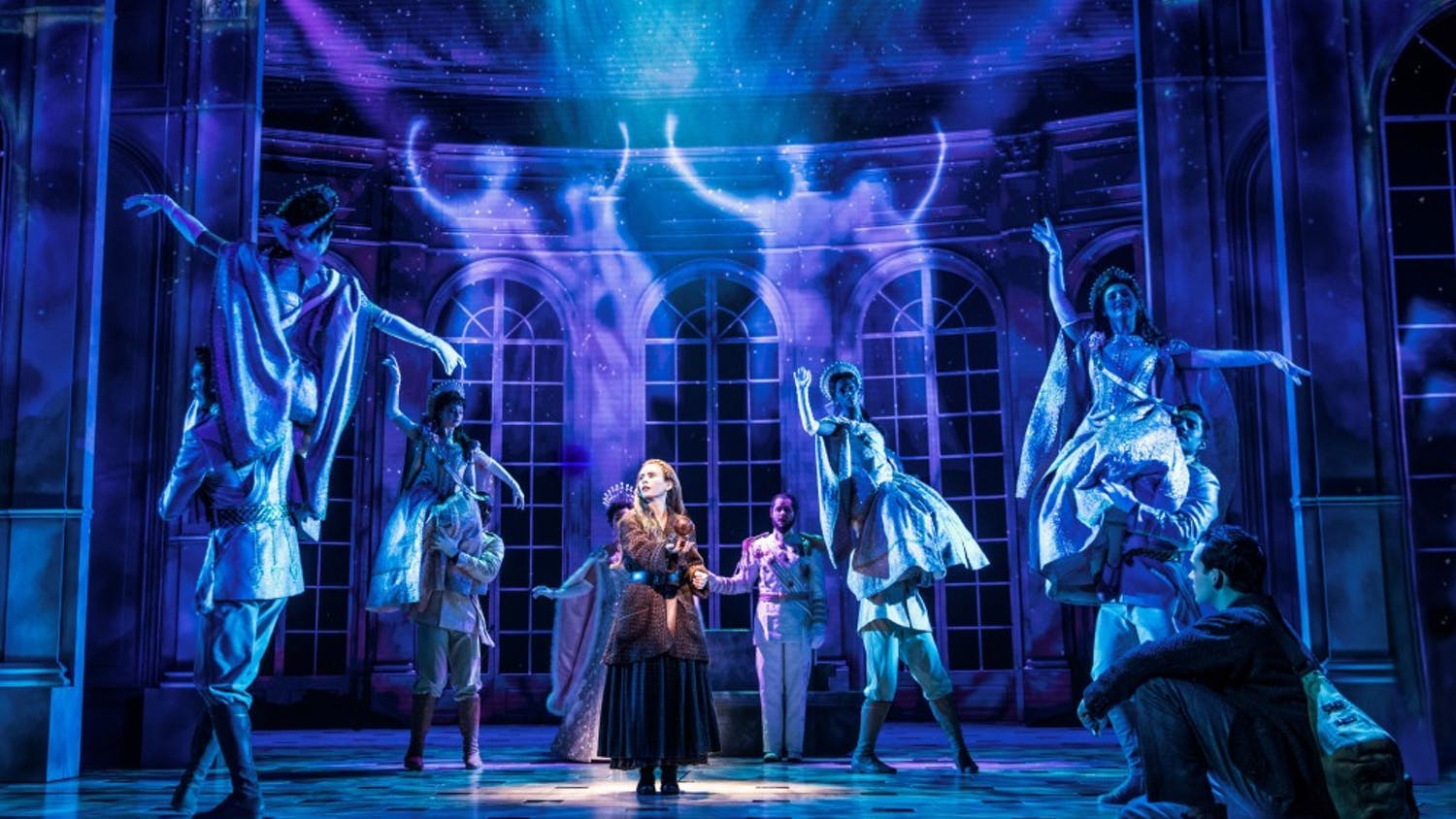 """The national tour of """"Anastasia"""" stops in Madison for an eight-show run, filling the Overture Center with idyllic sets and songs."""