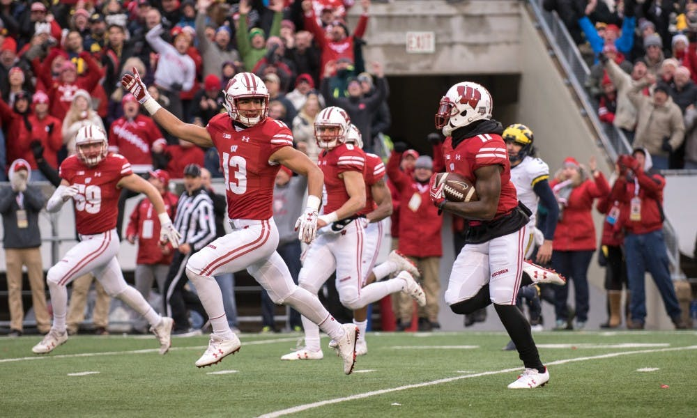 The Badgers still have a chance, albeit a small one, to make the College Football Playoff