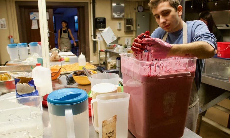 UW-Madison student organizations, such as Slow Food, attempt to come up with creative solutions to food insecurity.