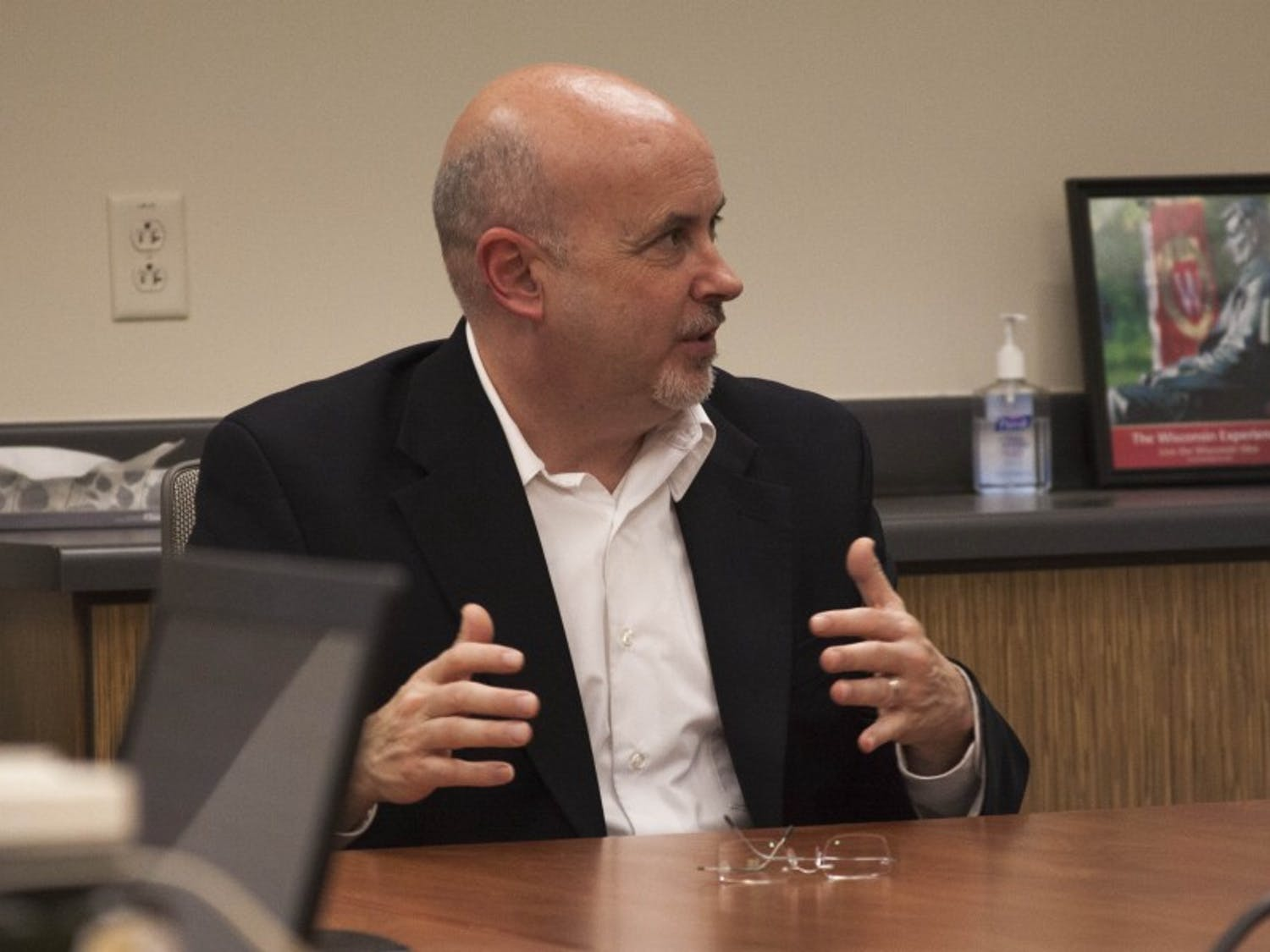 U.S. Democratic Rep. Mark Pocan warns Walker to drop the ACA lawsuit if he cares about patients with pre-existing conditions.