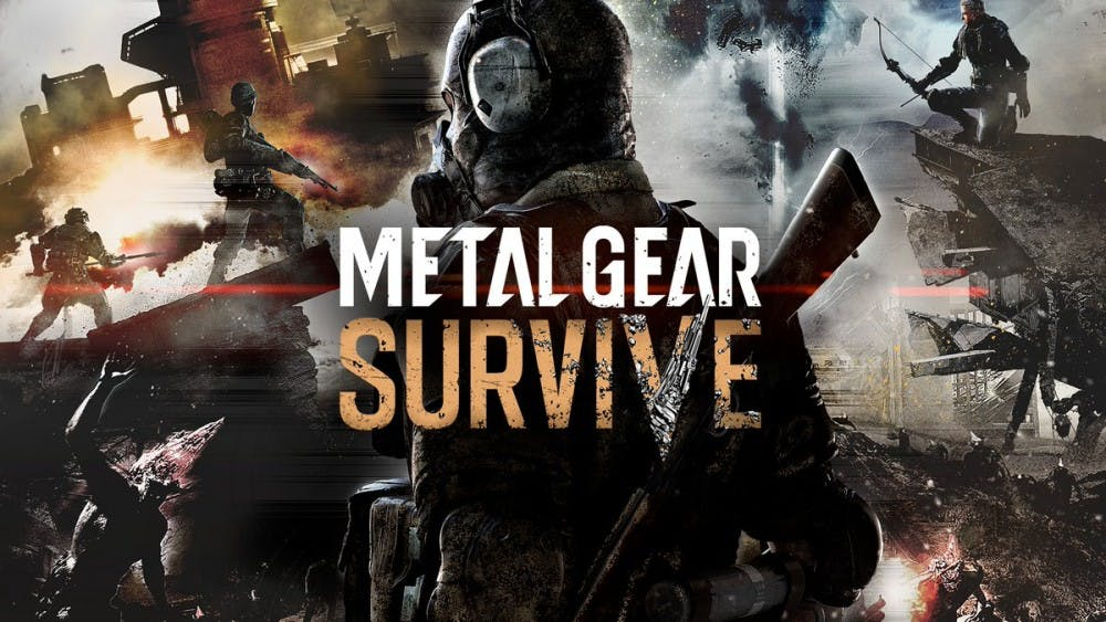 """""""Metal Gear Survive"""" is now available for PS4, Xbox One and PC."""