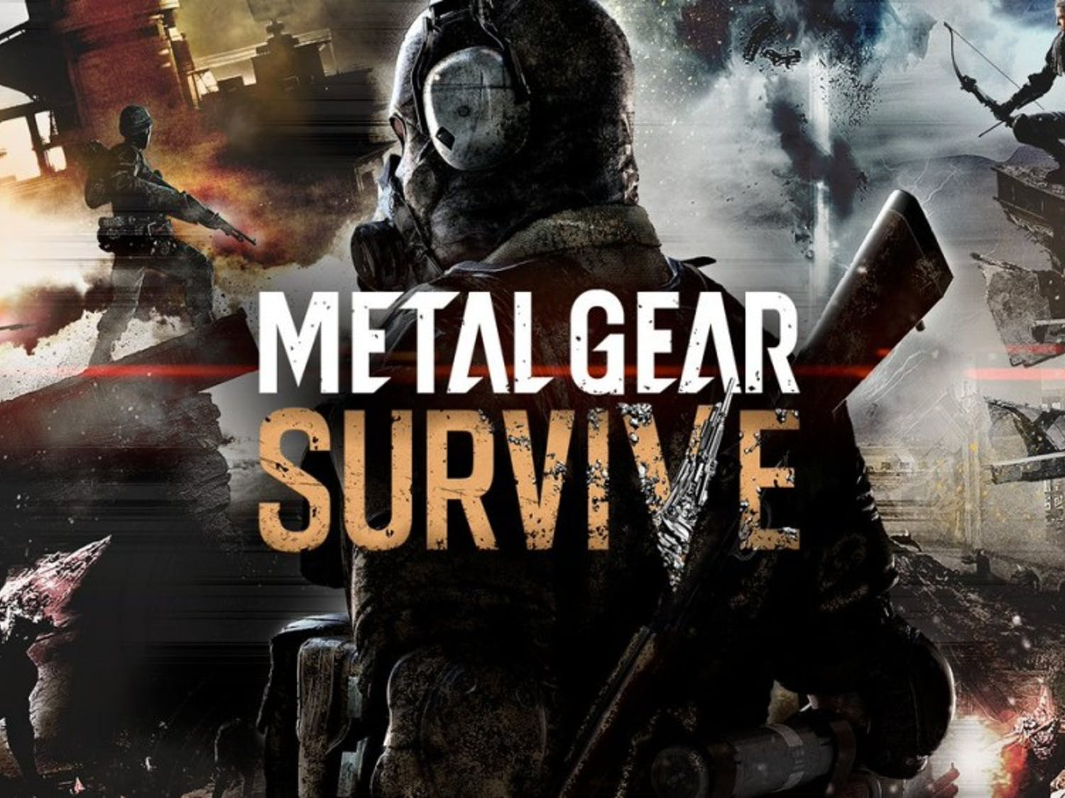 """Metal Gear Survive"" is now available for PS4, Xbox One and PC."