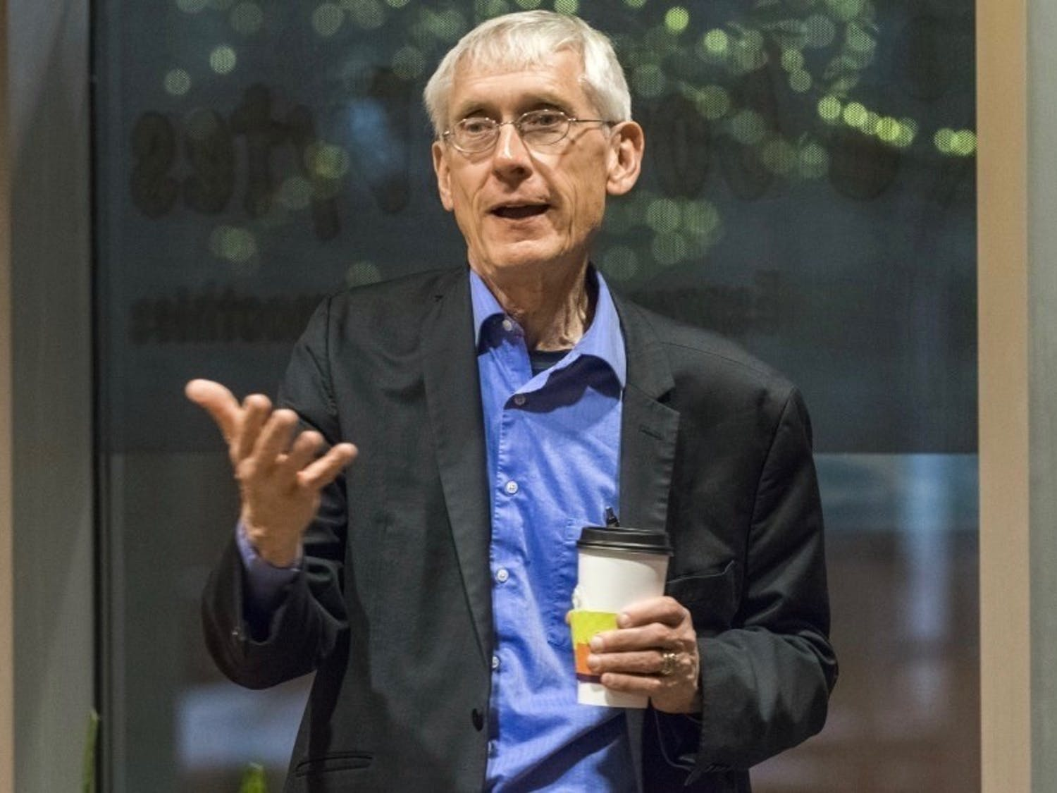 Evers' decision comes amid stark criticism from Republican lawmakers and business owners and a downward swing in confirmed new cases of COVID-19.