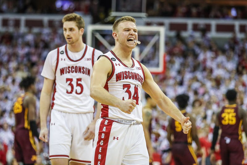 Wisconsin has done what many thought was impossible just two months ago, moving into first place in the Big Ten.