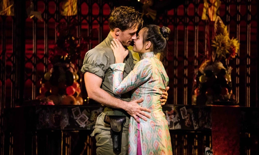 'Miss Saigon' at Overture sparks conversation about Asian American representation in the community