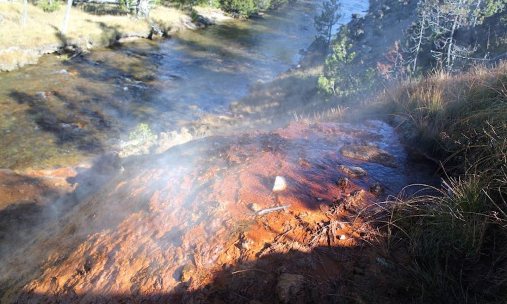 Geoscience researchers at UW-Madison made a major breakthrough in their study of bacteria at Yellowstone National Park.