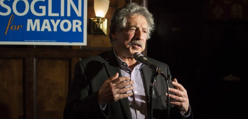 Paul Soglin is the best choice to lead Madison for the next four years.