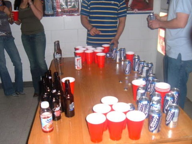 Coronavirus patients in Sellery could likely start a rousing game of beer pong using two half-empty cans of Natural Light laying underneath their beds.