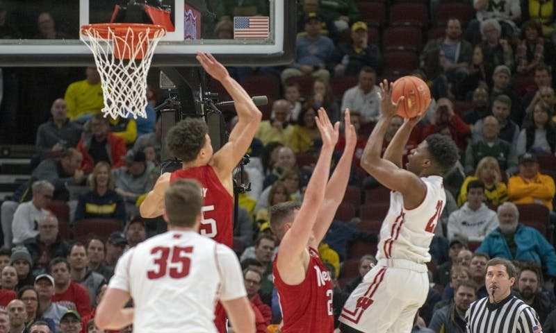 "Nebraska coach Tim Miles called senior forward Khalil Iverson's 14 points ""the difference in the game."""