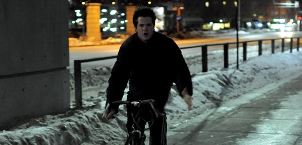 The Angry Biker