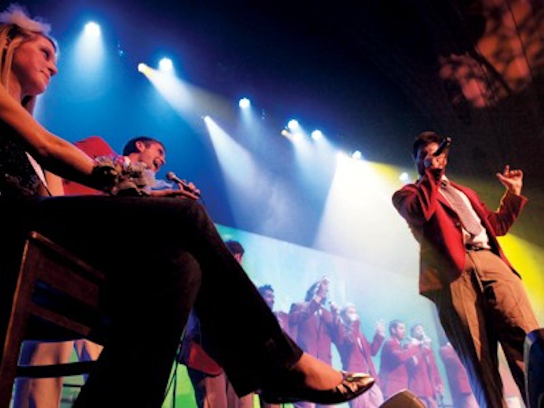 UW a capella showcase
