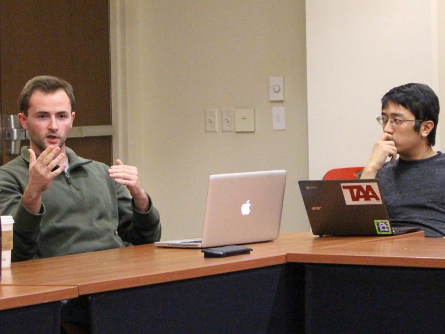 Madison Ald. Zach Wood, a UW-Madison graduate, and recent alum Hayley Young, along with current junior Noah Roberts, were elected into the local government spots they currently hold while studying at the university.