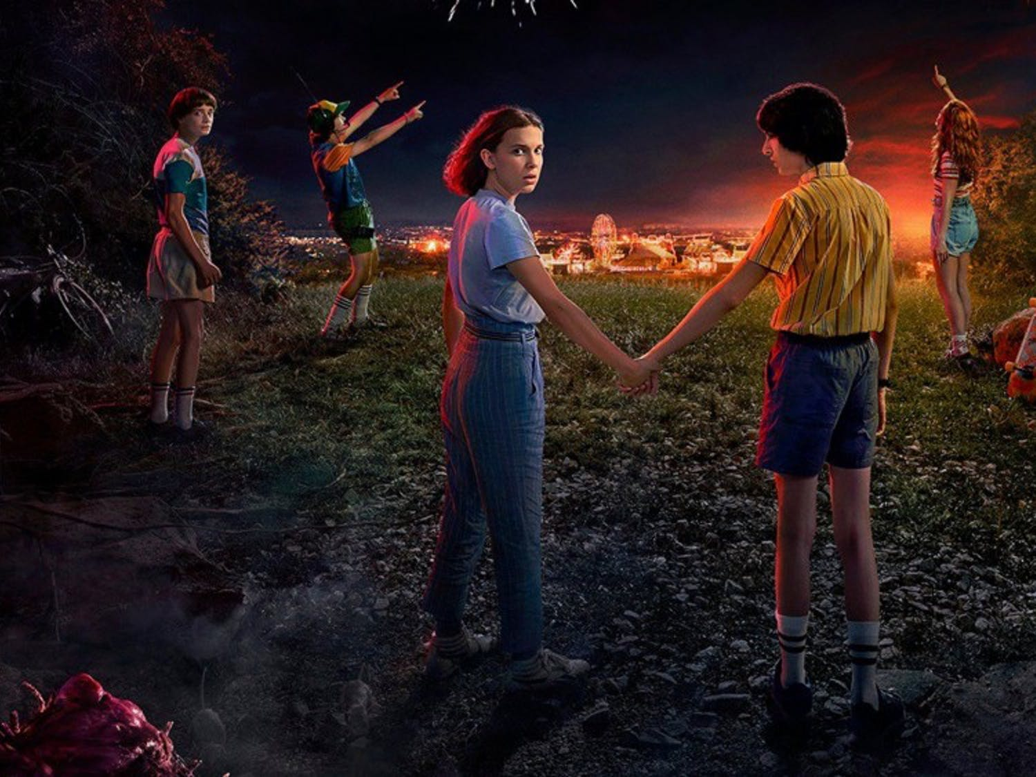 """Stranger Things"" third season will take us back to the Upside Down."