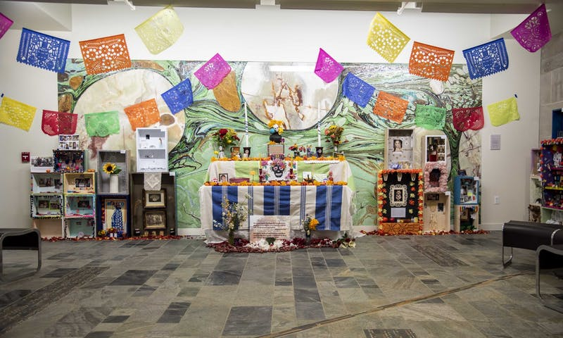 Professor Kallenborn remembers her time in Mexico fondly as she aims to bring a piece of their culture to UW-Madison.
