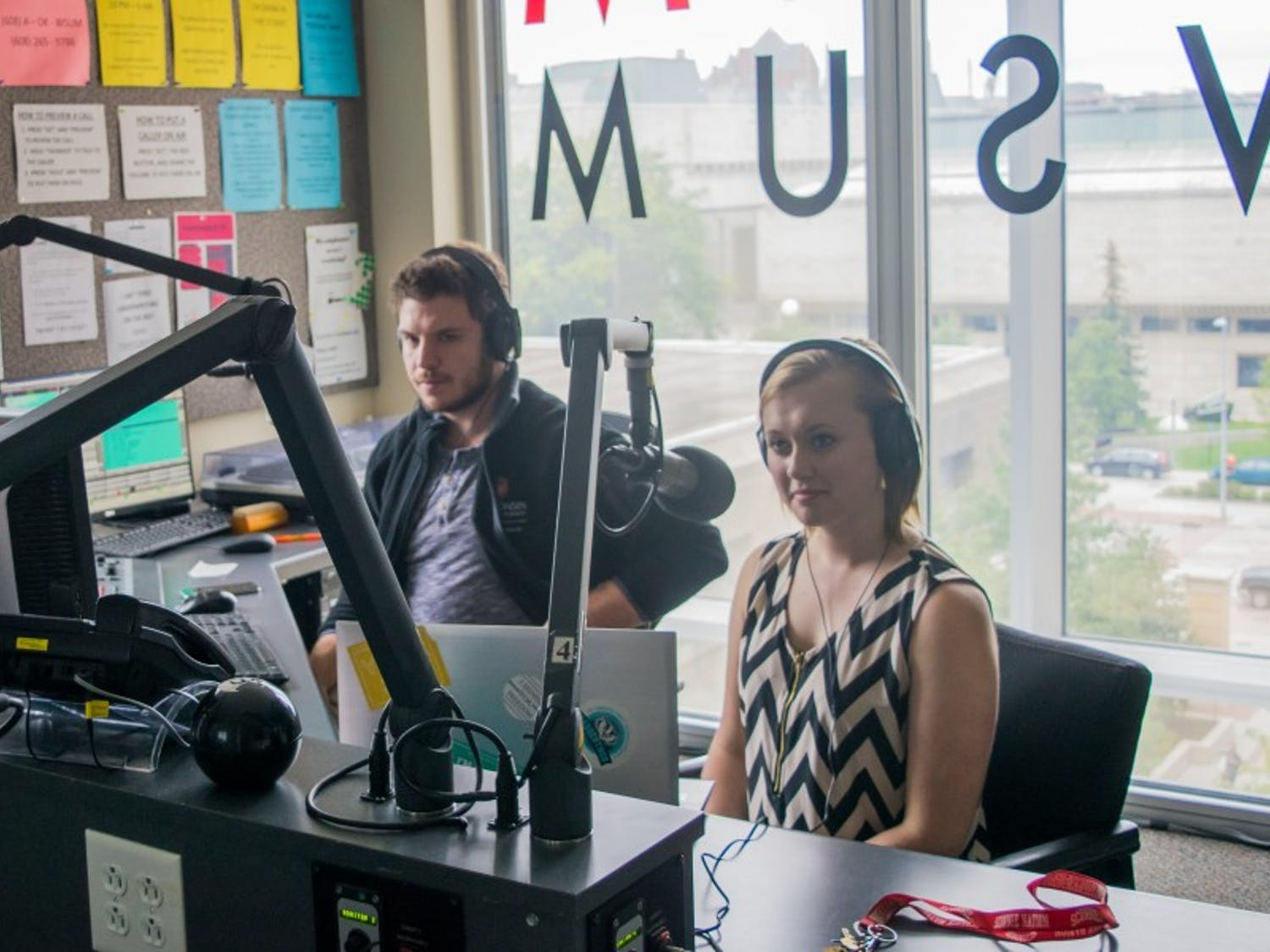 """ASM airs """"The State of the University,"""" new radio show on WSUM"""