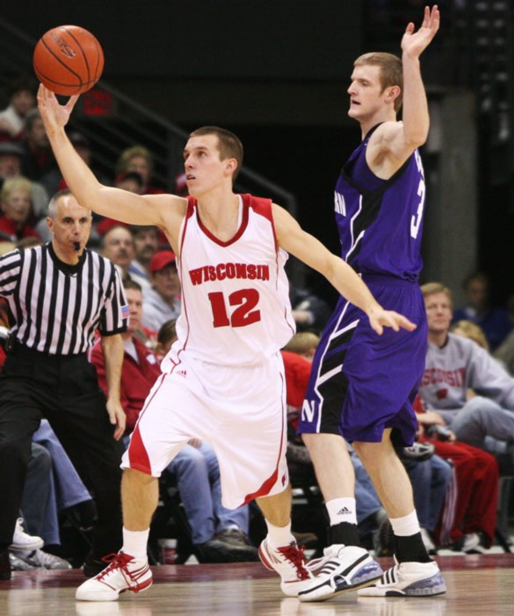 Wisconsin survives close call with Northwestern