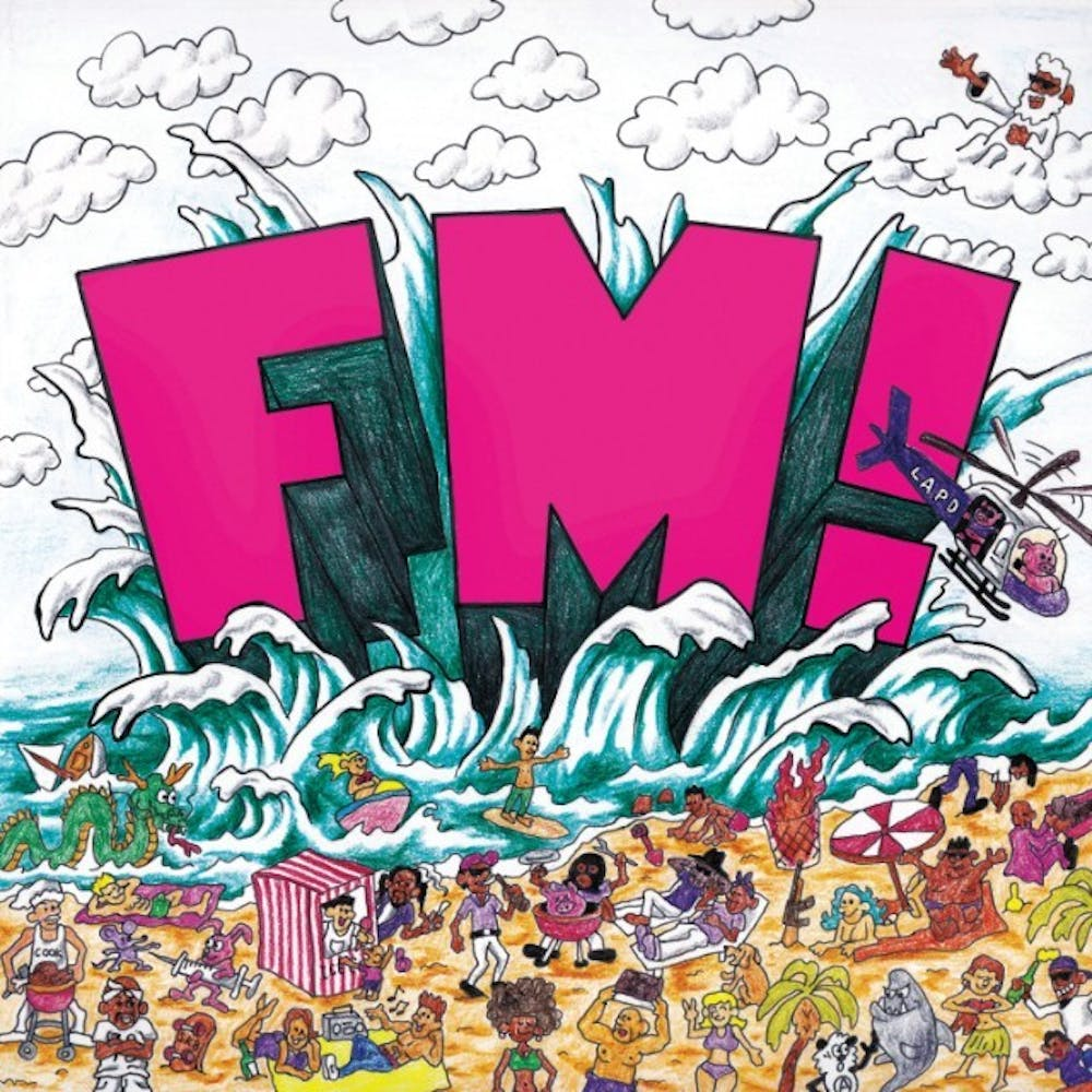 With a 22-minute runtime,FM! is engrossed in the moment as Staples takes in and reflects the world around him.