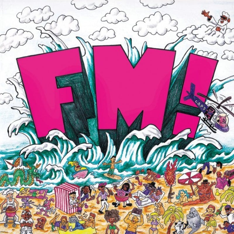 With a 22-minute runtime, FM! is engrossed in the moment as Staples takes in and reflects the world around him.