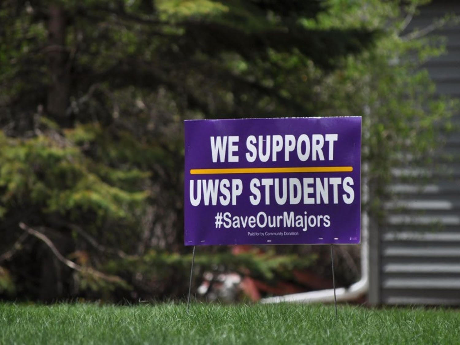 Five months after introducing proposal to cut six humanities majors, UW-Stevens Point announced plans to keep all degrees intact Wednesday.