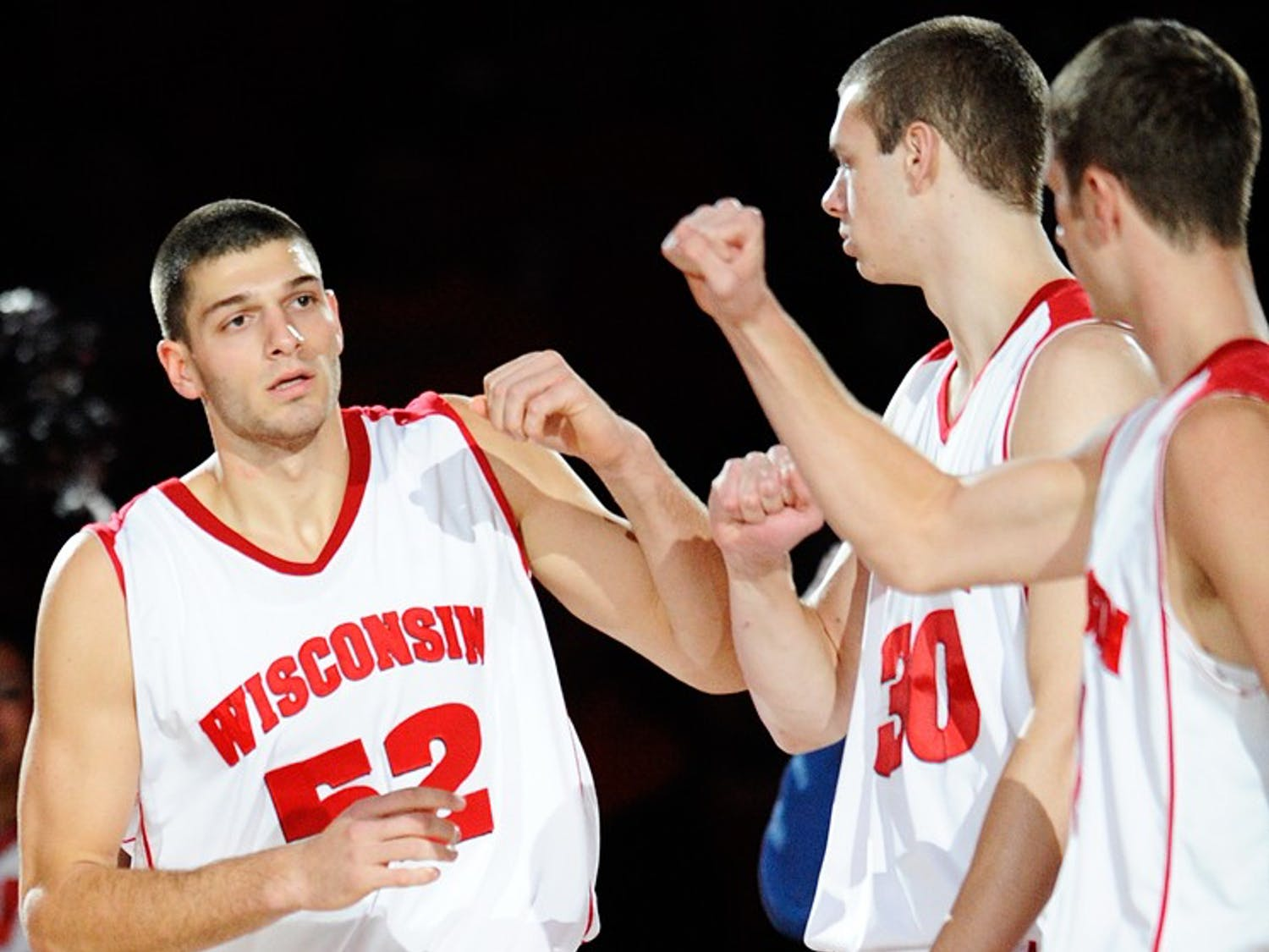 After close Purdue loss, Badgers face Spartans