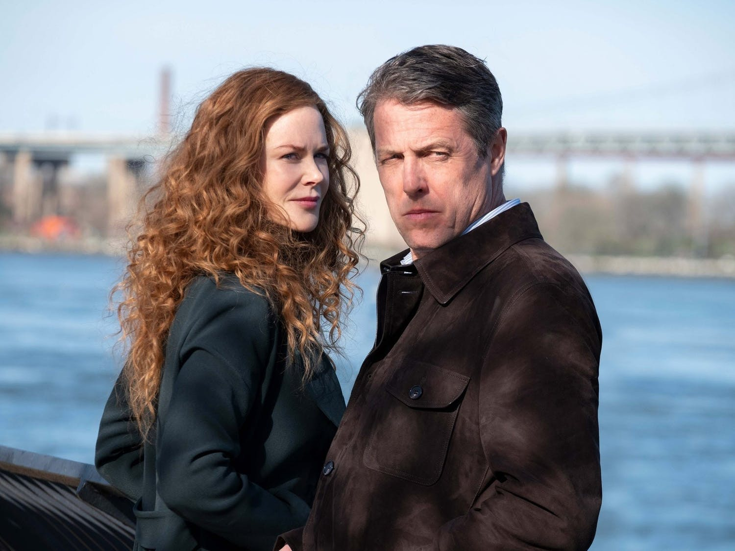 """Nicole Kidman and Hugh Grant star opposite in new HBO mystery """"The Undoing,"""" which might be a simple solve but still a solid watch."""