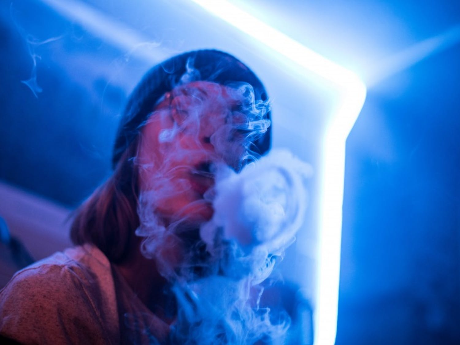Vaping has become a staple of college culture at UW-Madison — but now the consequences are severe.