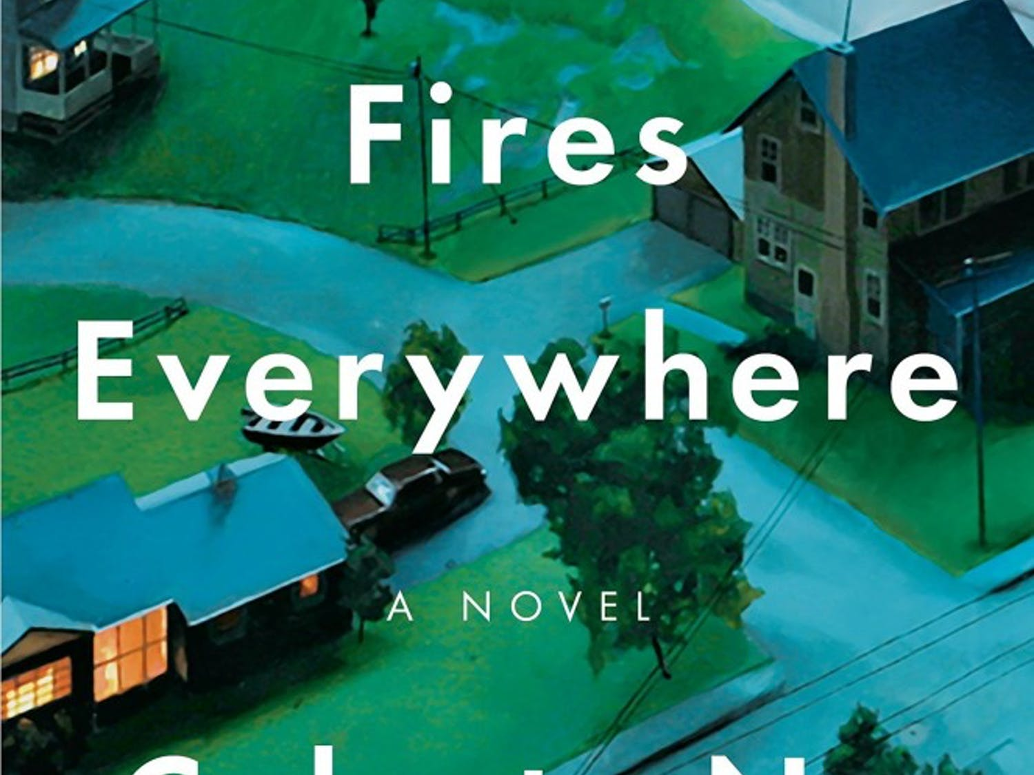 """Author Celeste Ng's second novel, 2017's """"Little Fires Everywhere"""" will be subject to a discussion with Ng in Madison on May 15."""