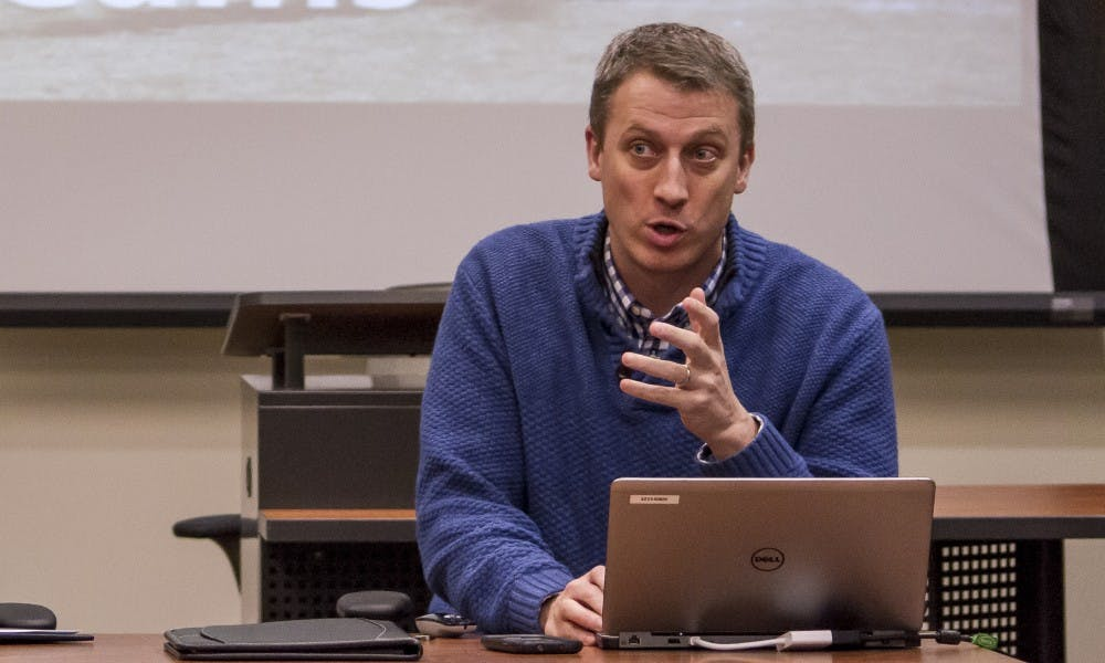 UW-Madison students currently pay $47.70 in segregated fees for Rec Sports, a number Director John Horn said is much less than what students at other universities pay for similar services.