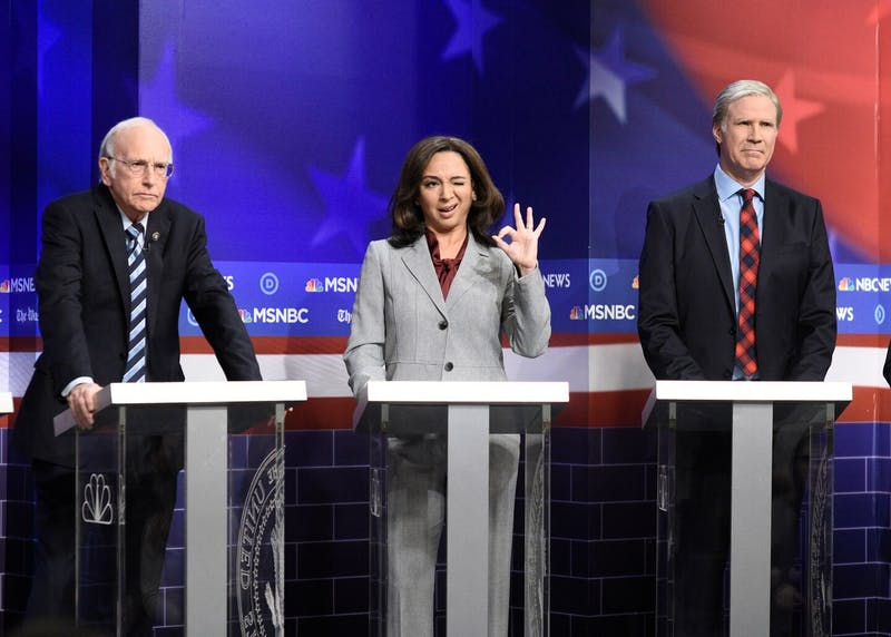 Larry David, Maya Rudolph and Will Ferrell are amongst the star-studded lineup that appear often on SNL.