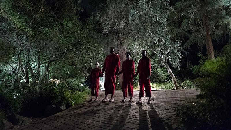 """The doppelgängers arrive in the cover of darkness in """"Us"""" — the newest horror film from modern master storyteller Jordan Peele."""