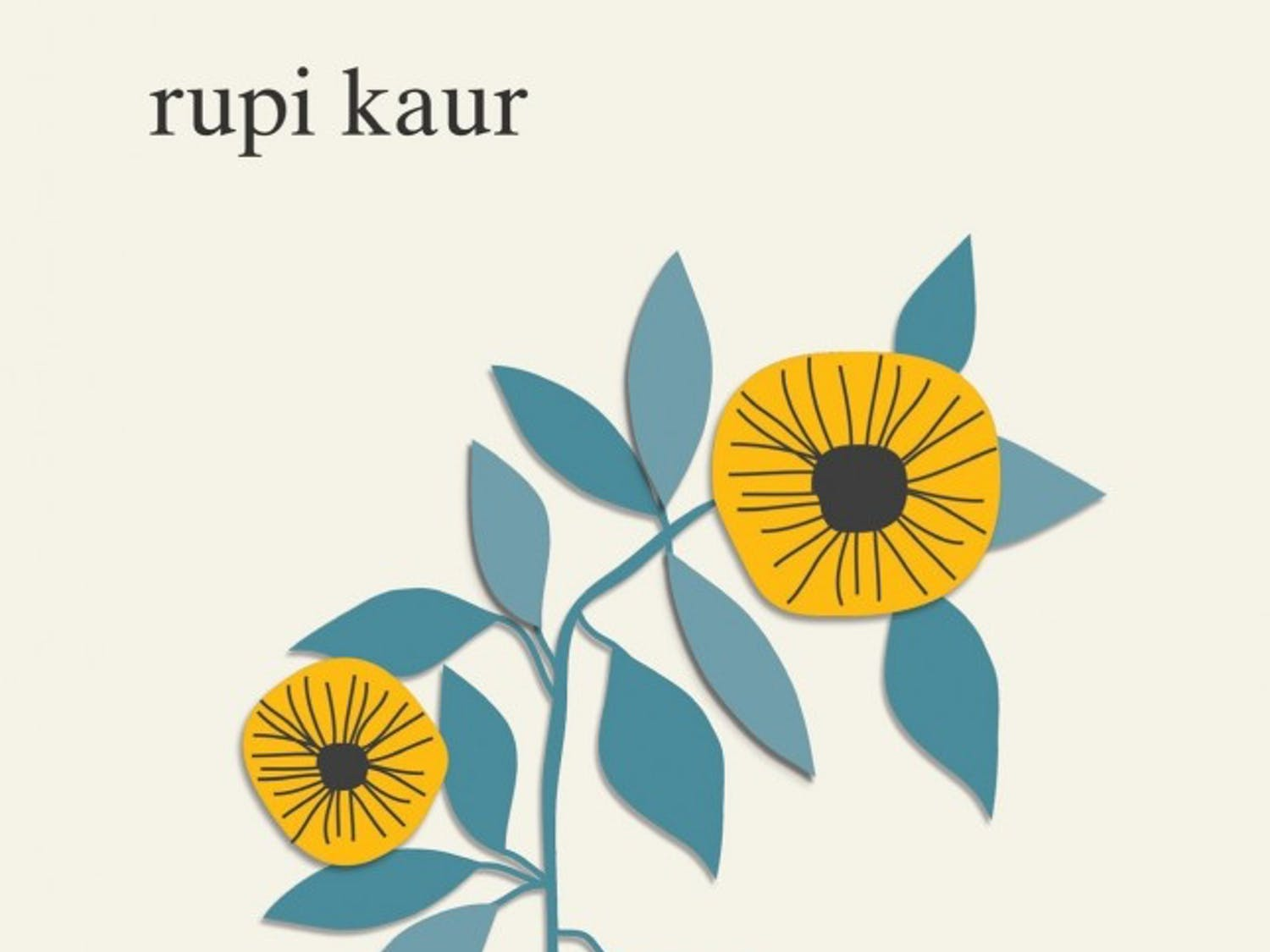 Kaur's collection of poetry has the capacity to mend and heal broken hearts.