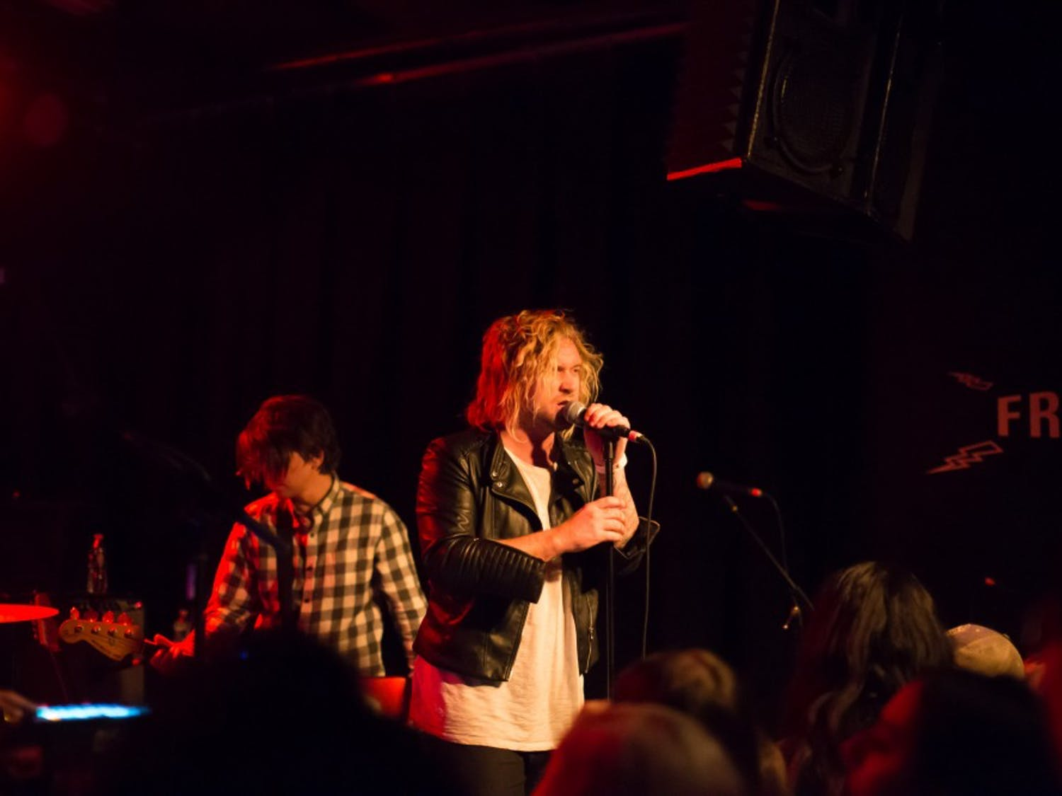 The Griswolds performed both newer and older tracks from their album during their sold-out show.
