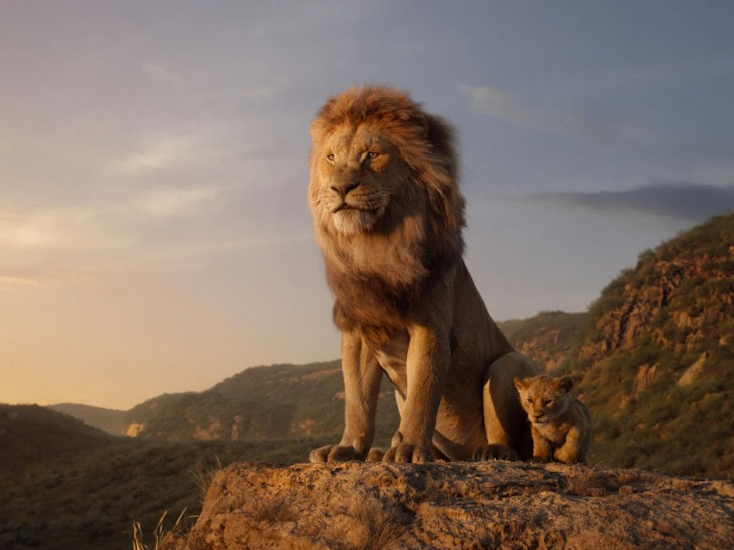 """The Lion King"" graces the big screen once again in the live-action remake, demonstrating the meticulous detail of CGI and powerful visual effects that make this film gorgeous."