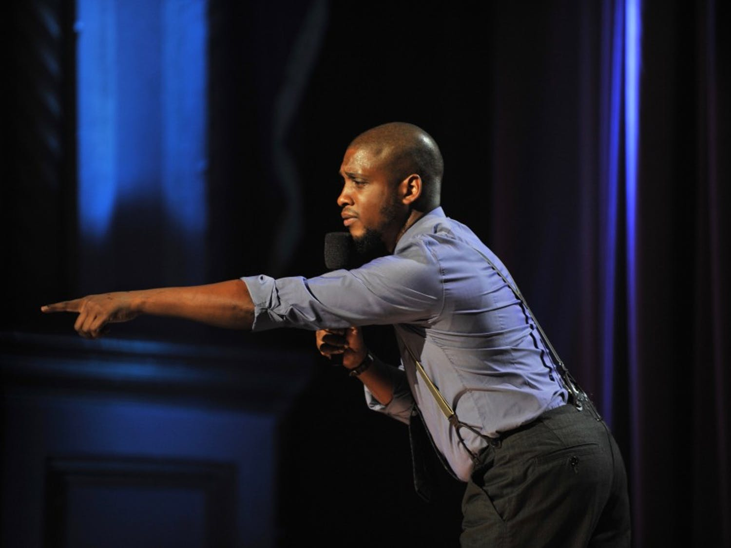 Siddiq will be performing in Madison this Thursday, Friday and Saturdayat Comedy Club on State.