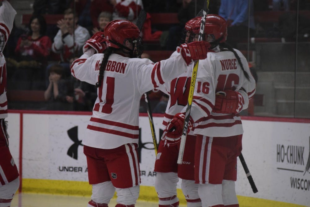 <p>Wisconsin's quest for its fifth national title begins this weekend at LaBahn Arena against Robert Morris.&nbsp;</p>