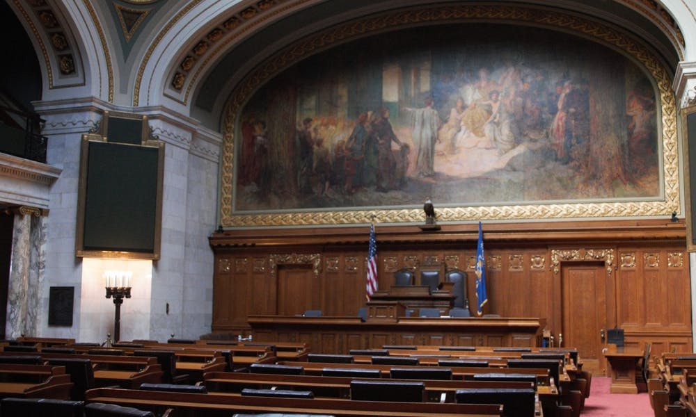 <p>The Republican-controlled legislature has not passed legislation since April as Wisconsin struggles to slow the spread of COVID-19.&nbsp;</p>