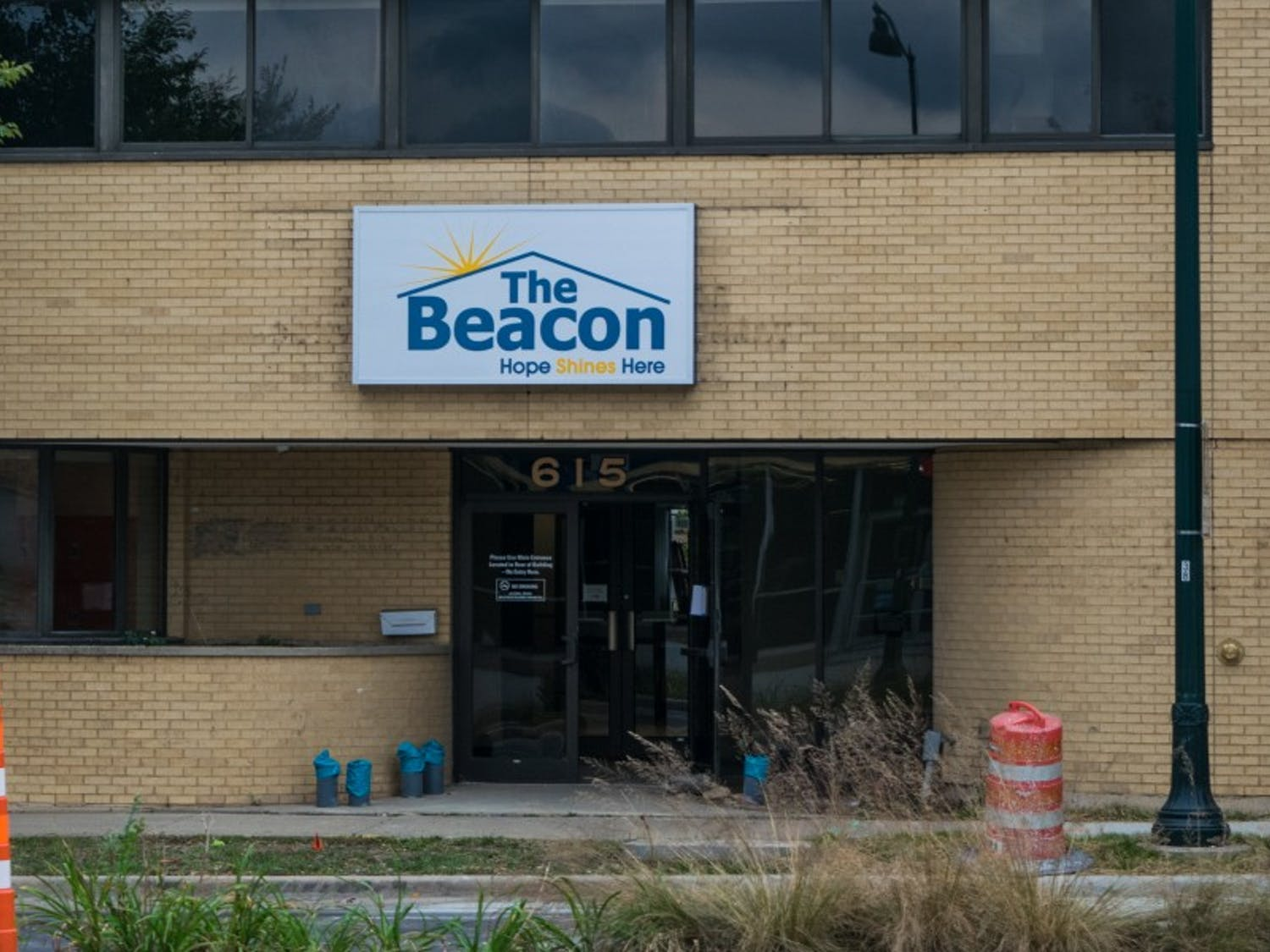 The Beacon, Madison's new homeless day resource center, could receive additional funds from the city if a budget amendment is accepted.
