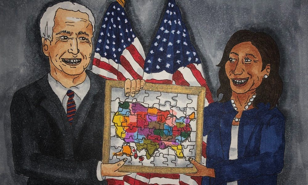 <p>&nbsp;Modern America is like a jigsaw puzzle, with each and every person in — or affiliated with — America forming a piece.&nbsp;</p>