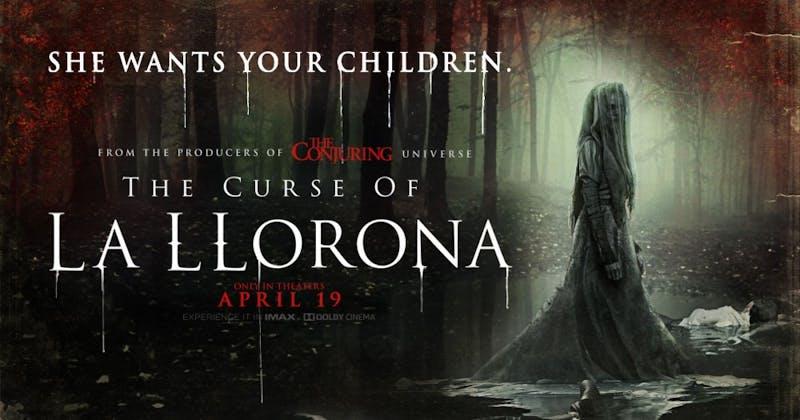 「The Curse of La Llorona」的圖片搜尋結果