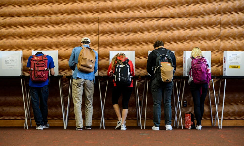 <p>After a rollercoaster of legal actions and executive orders, the State Supreme Court decided Monday the election will go on as scheduled on Tuesday.</p>