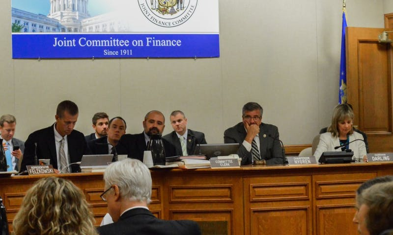 The Joint Finance Committee finalized the two-month late 2017-'19 budget Wednesday with the passage of transportation funding, taxes and wrap-up motions.