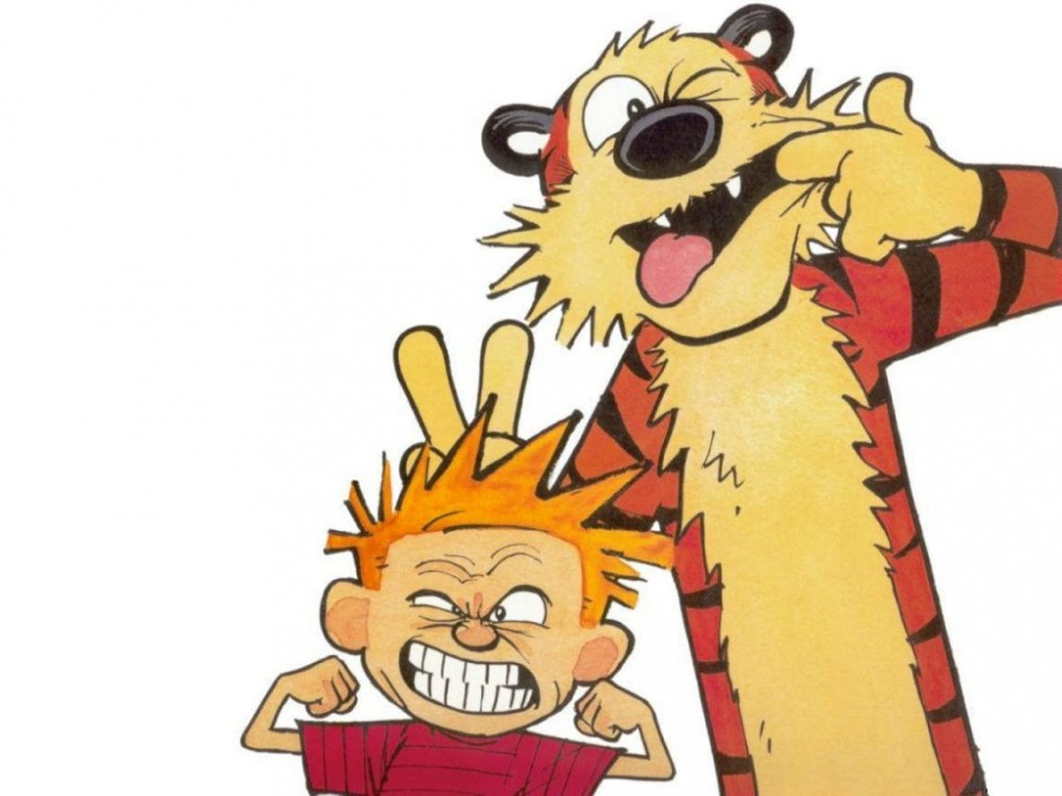 """""""Calvin and Hobbes"""" is a timeless classic for all readers to enjoy."""
